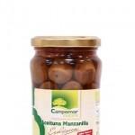Aceituna de manzanilla ecológica sabor natural