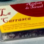Azafrán cajita La Carrasca
