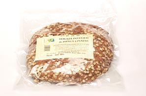 Pan ecológico y artesano