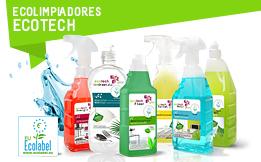 Productos de higiene y limpieza Ecotech