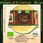 Queso ecológico a la cerveza Cati