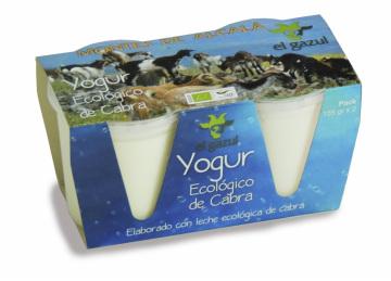 Yogur Ecológico El Gazul