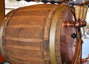 Barril cerveza artesana ecológica