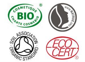 Certificaciones para cosmética ecológica