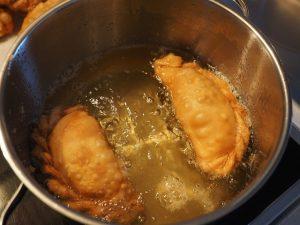Empanada frita