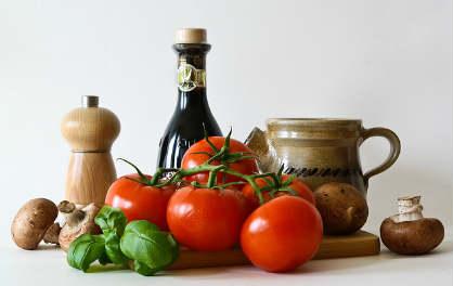 Alimentos ecológicos invierno
